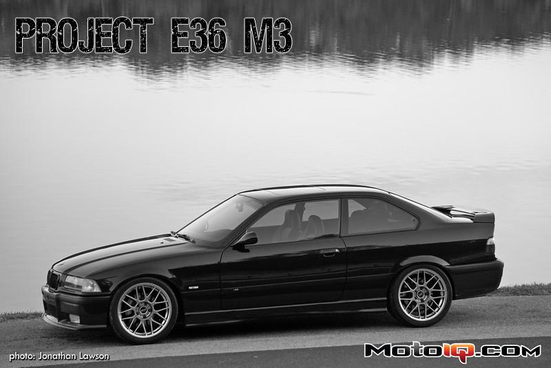Project E36 M3 Suspension Version 1.1