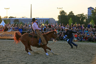 2012 Equitana Open Air at Night