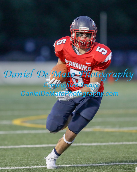 Cold Spring Harbor vs West Hempstead 10-19-18