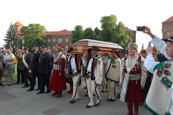 Uroczystości pogrzebowe kardynała Franciszka Macharskiego