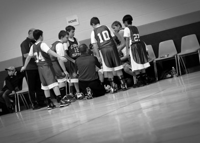 St. Mary's Boys - Jan 2, 2012 Champs!