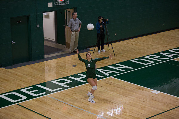 Varsity Volleyball vs. Nestucca