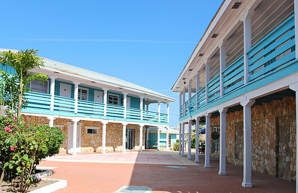 Two Turtles Inn - George Town, Exuma, Bahamas
