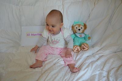 Sara 10 months