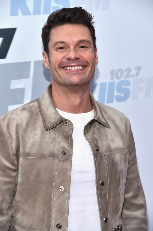 . TV personality Ryan Seacrest attends KIIS FM\'s Wango Tango 2016 at StubHub Center on May 14, 2016 in Carson, California.  (Photo by Alberto E. Rodriguez/Getty Images)