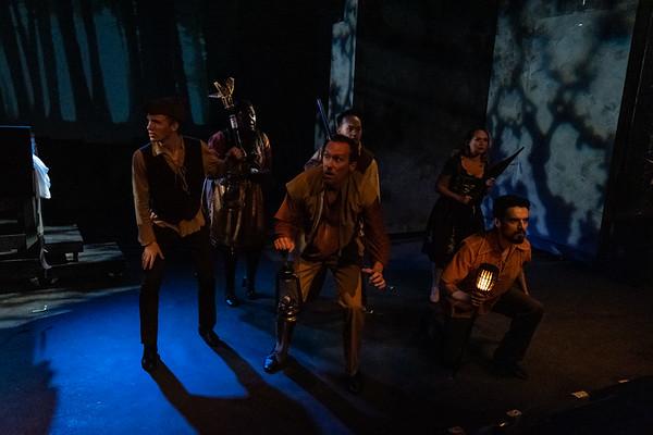 Young Frankenstein Act 2