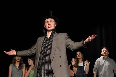 AMHS Presents...Oliver Twist...Encore I photos by Gary Baker