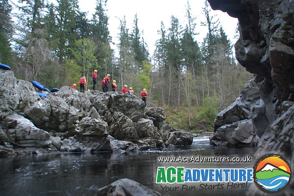 7th of May Tubuing and cliff jumping with Ace Adventure