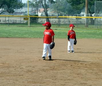 Boys Baseball May 2011