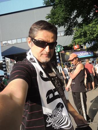 Charleroi vs Beitar Jerusalem - July 2015