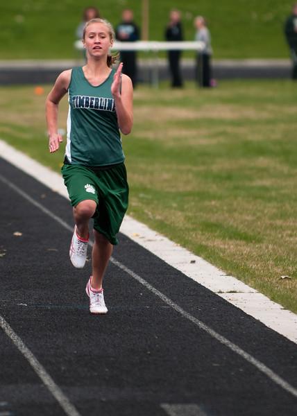 Timberline Track 2011
