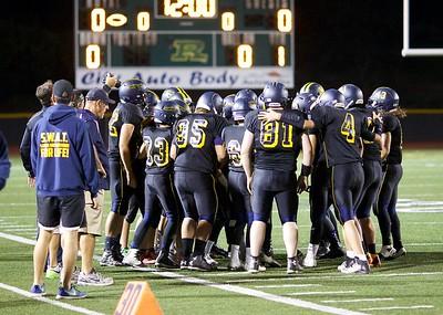 Hillcrest v. Cal Lutheran Football 2016.09.23