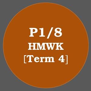 P1/8 HMWK T4