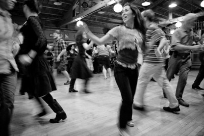Square Dance at Askenaz February 17