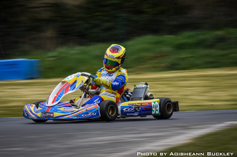 Tullyallen Karting Club - 2019 Championship - Round 1 - Whiteriver - By Aoibhean Buckley