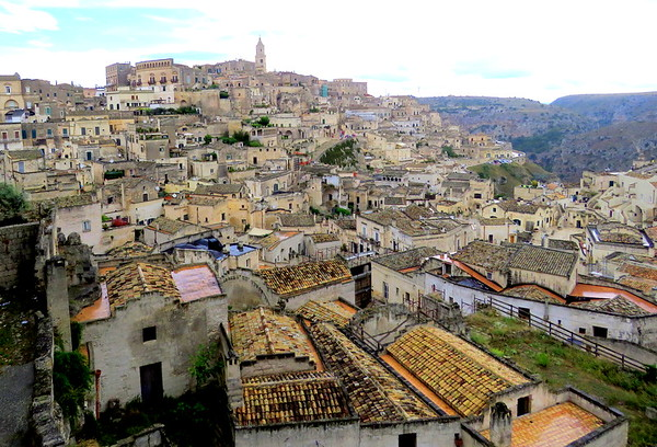 MATERA, ITALY - REGION OF PUGLIA