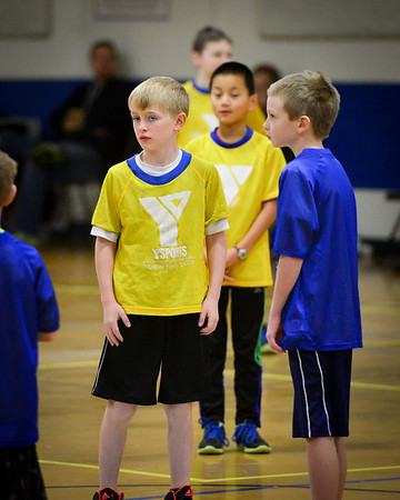 YMCA Youth Basketball Jan 2016