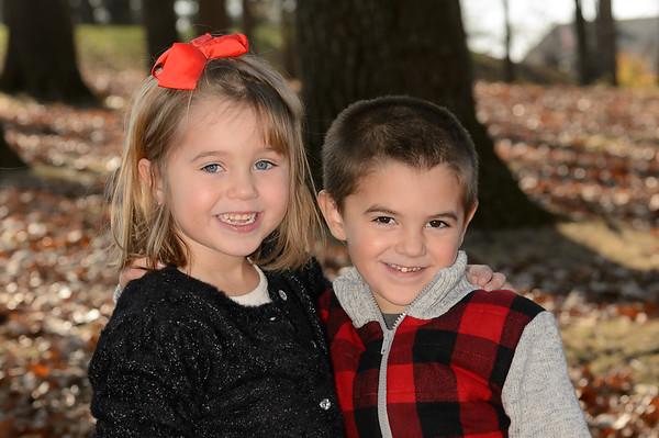 Brett and Melissa's Family