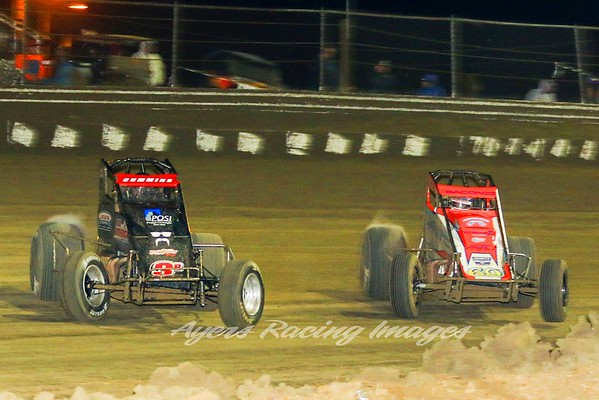 2020 USAC Wingless Sprints