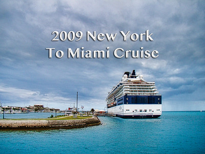2009 New York to Miami