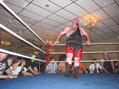 Northeast Championship Wrestling Face Off  October 8, 2010