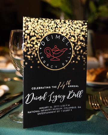 2019 Deimel Legacy Ball