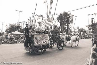 4th of July Huntington Beach Parade