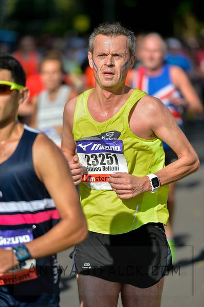 2016 Oct 16 - Amsterdam Half Marathon