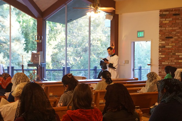 Silent Women's Retreat (September 2018)