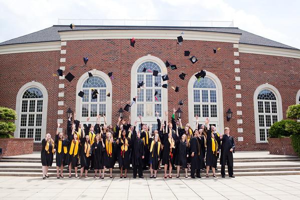 Colonial Graduation | Class of 2013