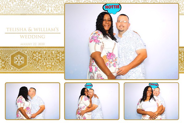 Telisha & William's Wedding