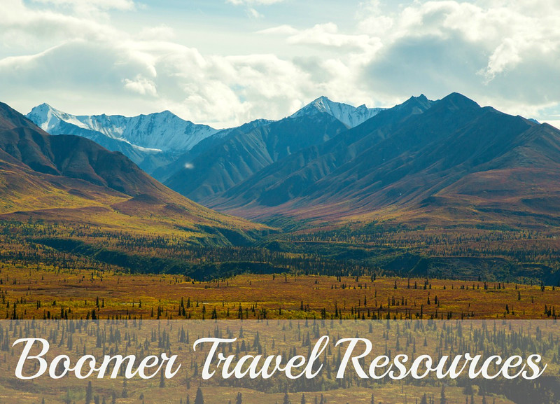 Boomer Travel Resources from My Itchy Travel Feet