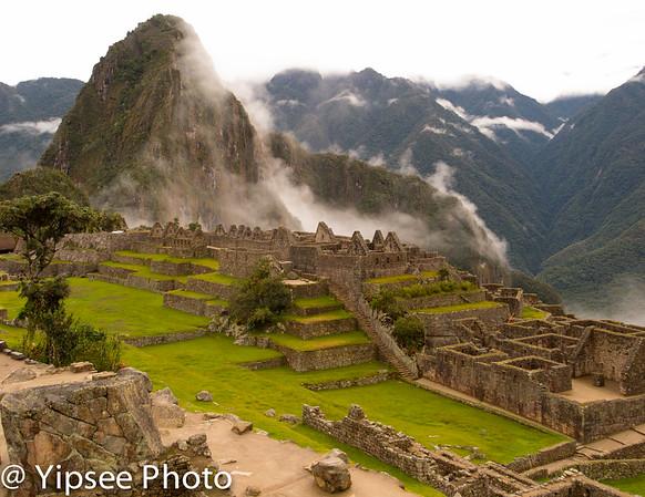 Peru and Ecuador
