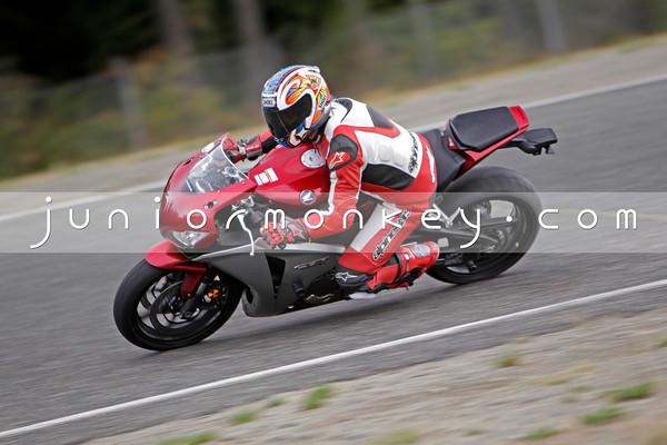 Honda - Red Silver 1000RR