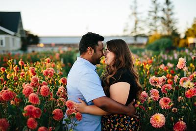 Ajish & Julia   Engaged '19