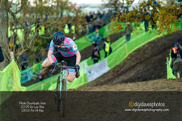 National Trophy CycloCross Ardingly 11/11/2018