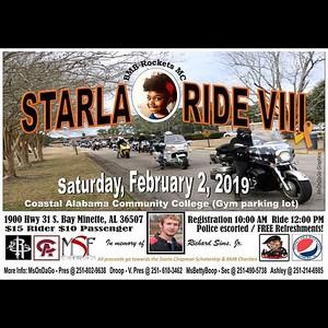 BMB Rockets Starla Ride VIII