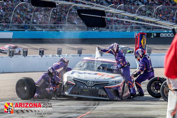 NASCAR Cup Series FanShield 500 from Phoenix Raceway