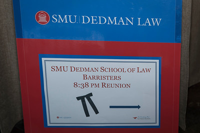 SMU Law Barristers 8:38 Reunion