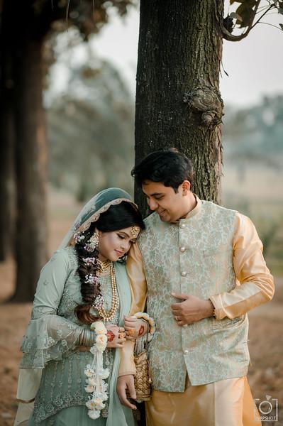 Zayana & Farhan Joint Holud