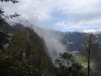 Peru Day 8: Huayna Picchu, Machu Picchu