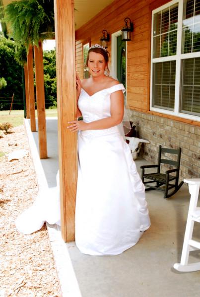 CAVENDER WEDDING