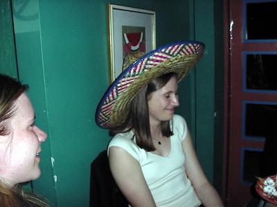 Andrea's Birthday 2005