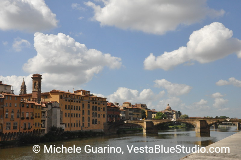Arno View Florence