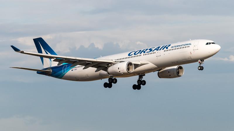Corsair / Airbus A330-343 / F-HSKY