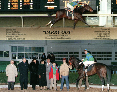 CARRY OUT - 1/10/1992
