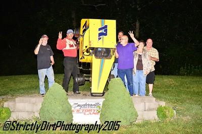 Snydersville Raceway 06.26.15
