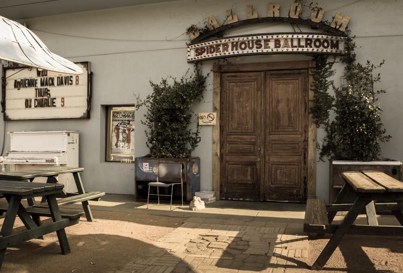 7. Spider House Ballroom