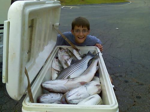 Lake Hartwell Fishing Charters - Homepage Photos