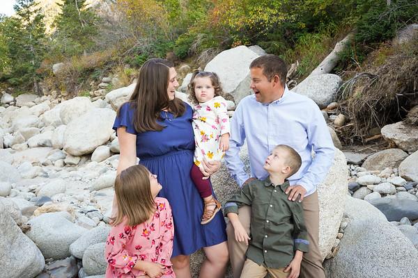 Barbara + Mike Family